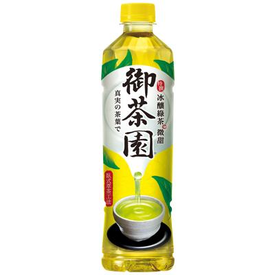 御茶園-特撰冰釀綠茶-550mlx24入