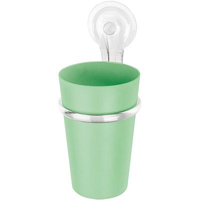 KOZIOL Loop吸盤漱口杯(薄荷綠)