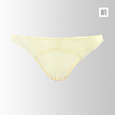 蕾黛絲-呼吸真水低腰內褲 M-L(米白)