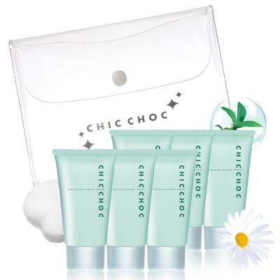 CHIC CHOC 保濕皂霜30g (6入團購組)