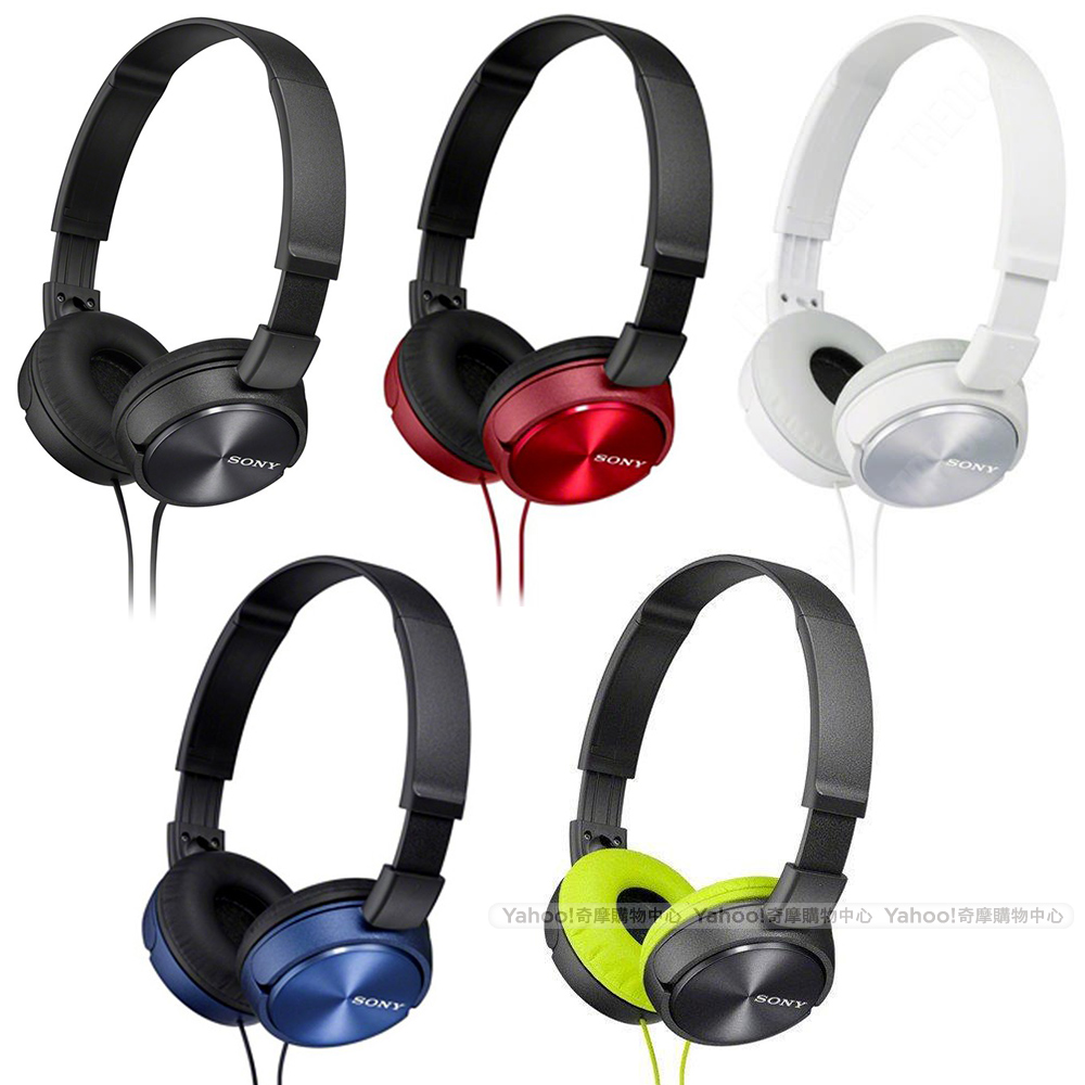 SONY 智慧型手機專用 頭戴式耳機 MDR-ZX310AP