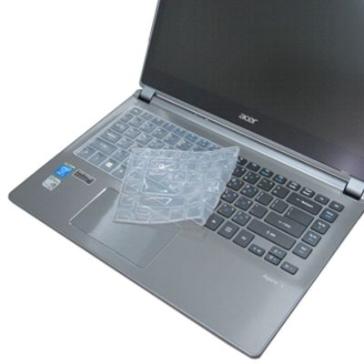 EZstick ACER Aspire V7-482PG (觸控機款) 專用矽膠鍵盤保護膜