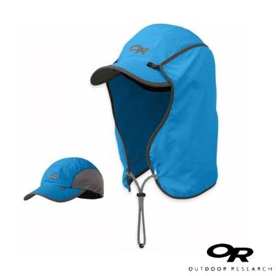 【美國 Outdoor Research】RUNNER 透氣護頸帽_藍色
