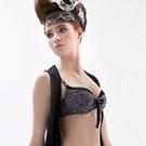 瑪登瑪朵  魔豹拉溝II  B-E罩杯內衣(粉紅豹)