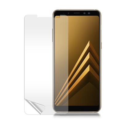 Monia Samsung Galaxy A8 (2018) 高透光亮面耐磨保護...