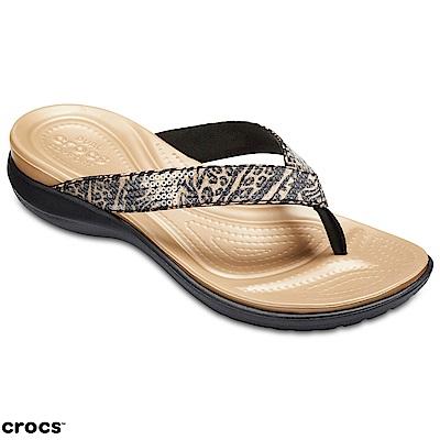 Crocs 卡駱馳 (女鞋) 女士卡沛兒涼鞋 204601-908