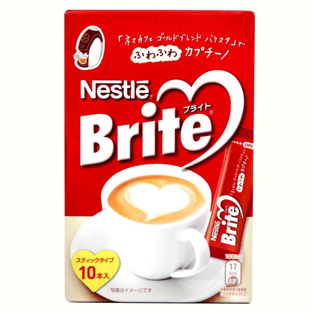 Nestle雀巢 Brite奶精隨身包10P(30gx2盒)