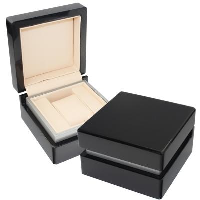 PARNIS BOX收藏盒 鋼琴烤漆1入收納錶盒 木紋烤漆 (鋼琴00) 禮物 曜石黑