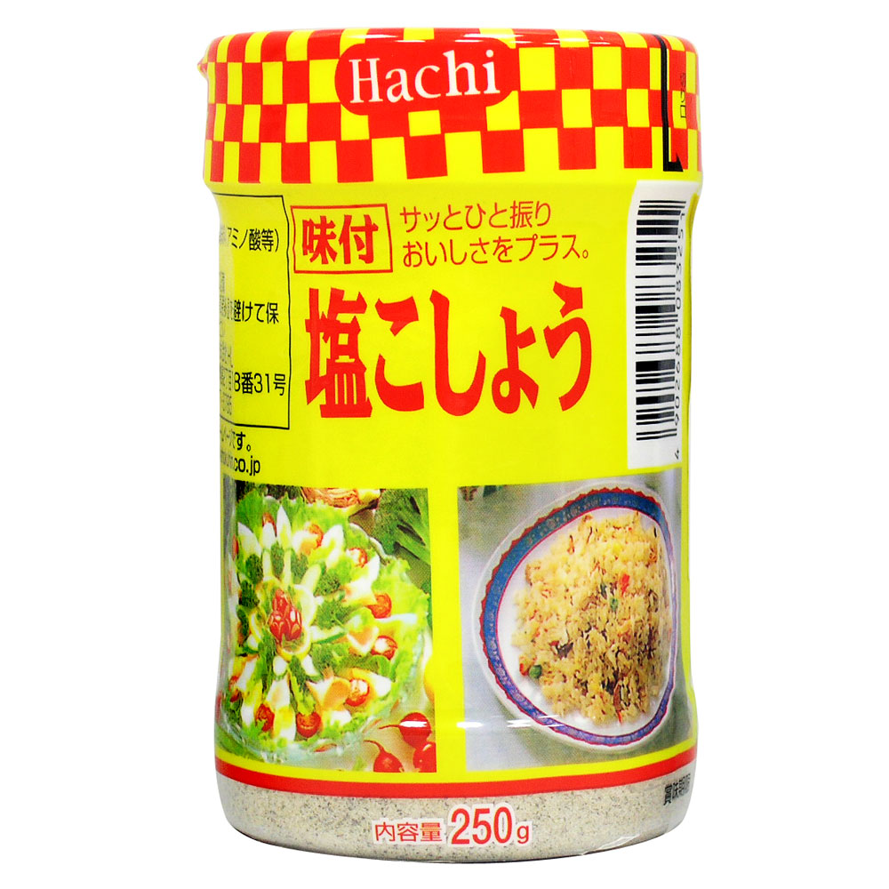 Hachi 味付胡椒鹽(250g)