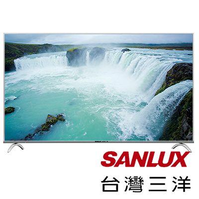 台灣三洋SANLUX 50吋 LED背光液晶顯示器+視訊盒 SMT-50MF1