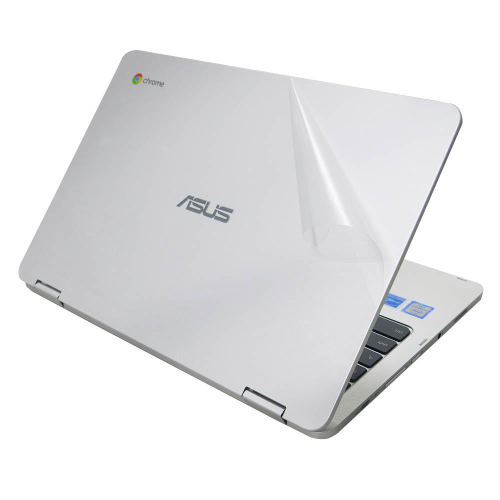 EZstick ASUS C302 CA 專用 二代透氣機身保護膜