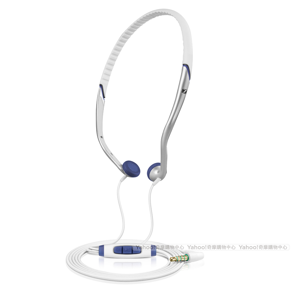 SENNHEISER PX685i Sport 白色 運動通話用 頭戴式耳機