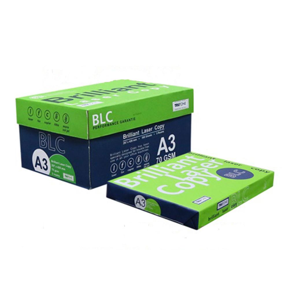 BLC A3多功能影印紙 70G(5包/箱)