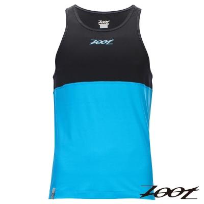 ZOOT 頂級極致型凍感運動背心(男) Z1604023(黑寶藍)