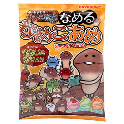 早川製果-菇菇栽培綜合水果糖-85g