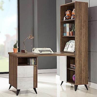 Homelike 米卡5尺桌櫃組-152x61x181cm