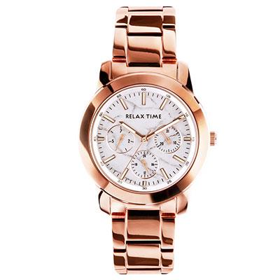 RELAX TIME R 0800 系列 三眼腕錶(R 0800 - 16 - 37 )-大理石/ 36 mm