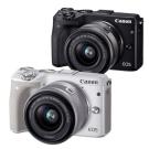 Canon  EOS M3+15-45mm 單鏡組(平輸中文)