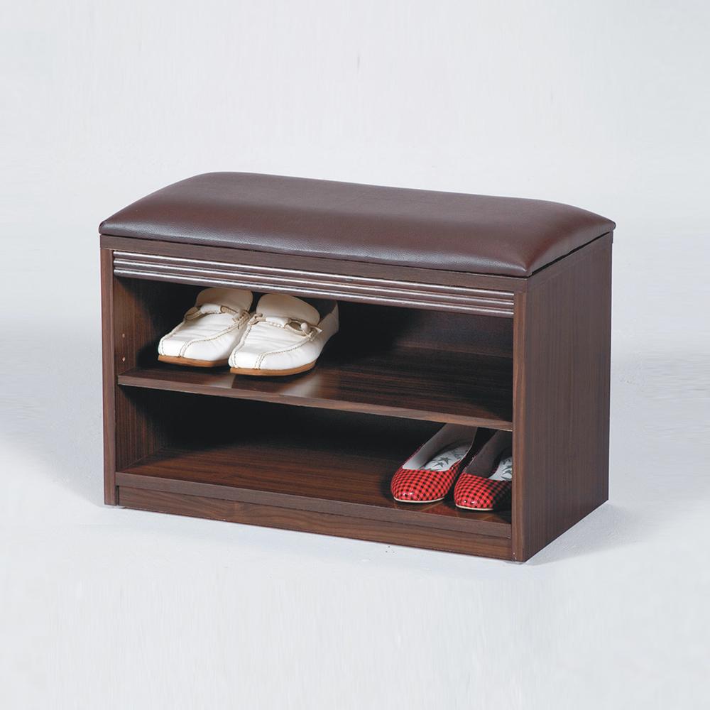 Bernice-克利2尺坐鞋櫃/穿鞋椅-60x30x40cm