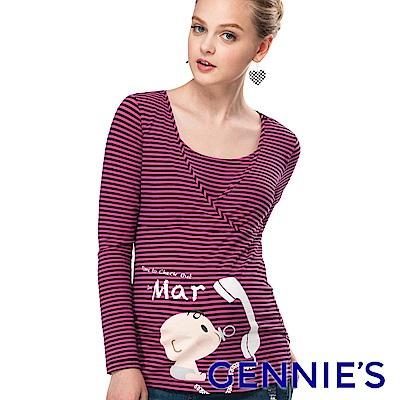 Gennies專櫃-March春神來了哺乳衣(GNM03)