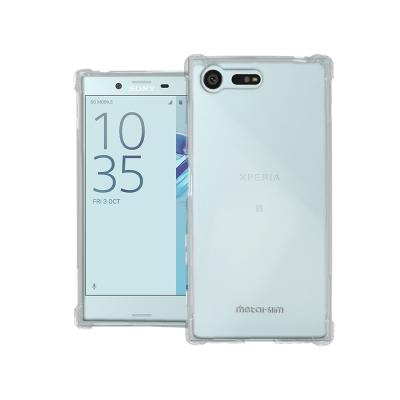 Metal-Slim Sony Xperia X Compact 強化防摔抗震空...