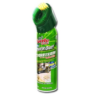 【美國龜牌】沙發除臭泡沫清潔劑