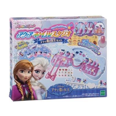 EPOCH-DIY-冰雪奇緣甜心指甲