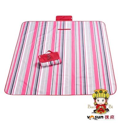 【VOSUN】環保防水防潮野餐墊 XL (媽祖限量版 200x145cm)_開運紅