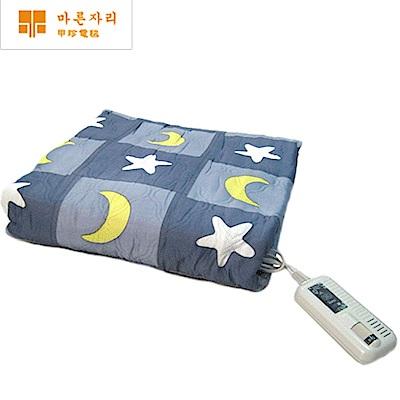 甲珍 雙人/ 單人恆溫省電電熱毯 KR-3800-T/ KR-3800-T-1 顏色隨機