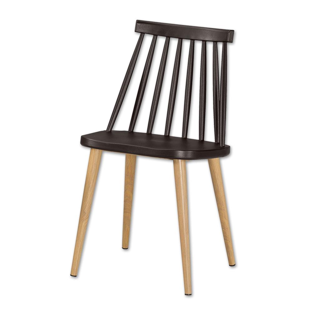 Boden-諾丹北歐風餐椅/單椅(五色可選)-43x48x78cm