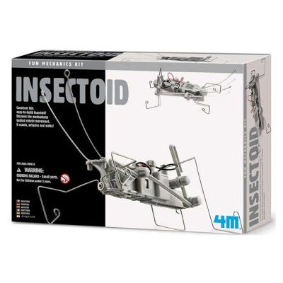 4 M科學探索 - 昆蟲機器人