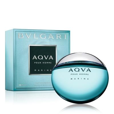 BVLGARI寶格麗 AQVA 海洋能量男性淡香水50ML