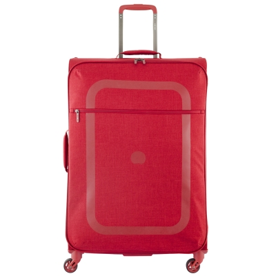 DELSEY法國大使 DAUPHINE 2-28吋行李箱-紅色