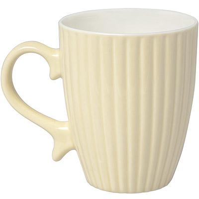 EXCELSA 新骨瓷馬克杯(奶油黃325ml)