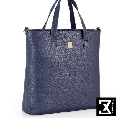 74盎司 MODERN 簡約時尚托特包[LG-779]藍