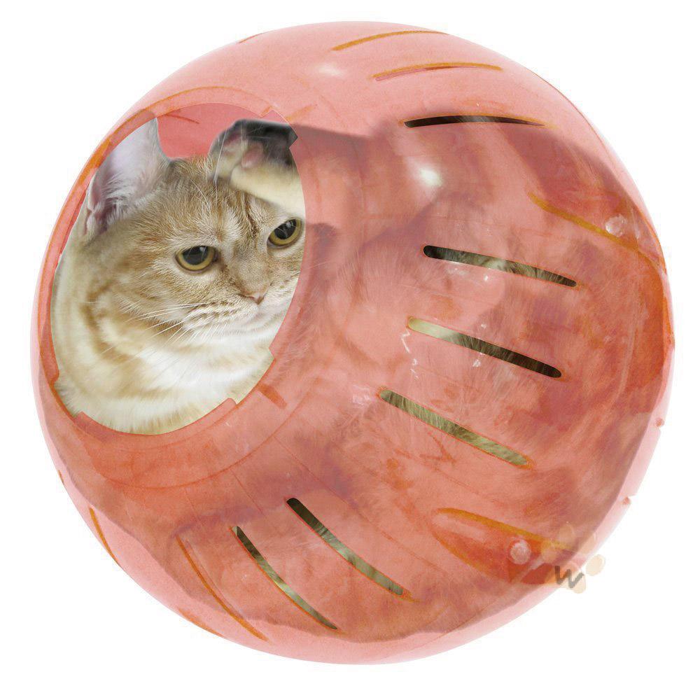 Marukan 貓咪俱樂部(轉轉呼嚕貓球)CT-319