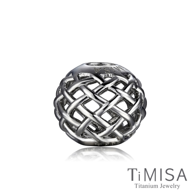 TiMISA 情網 純鈦飾品 串珠