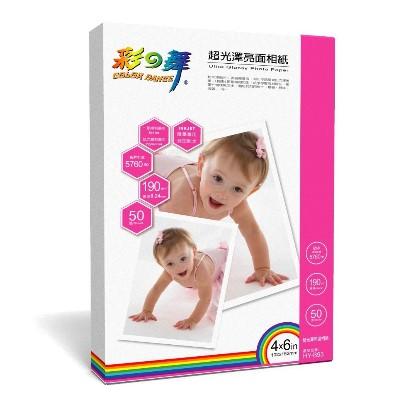 彩之舞HY-B93 4x6 inch 防水 噴墨 超光澤亮面相片紙 400張