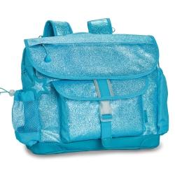 美國Bixbee - 閃采系列冰雪藍大童輕量減壓背書包