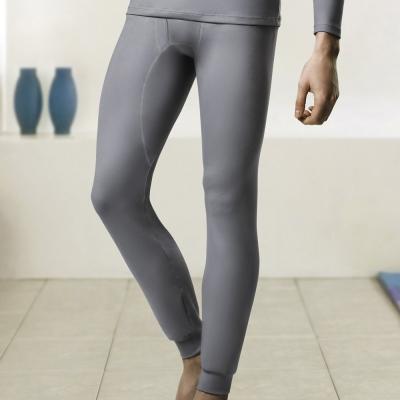 DADADO EKS保濕 SUPLY素面M-LL 保暖褲(淺灰)