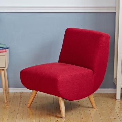 Bed Maker-安娜‧單人1P/布沙發/日系經典沙發椅