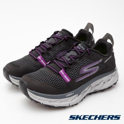 SKECHERS (女) 跑步系列GO Trail Ultra4-14111BKPR