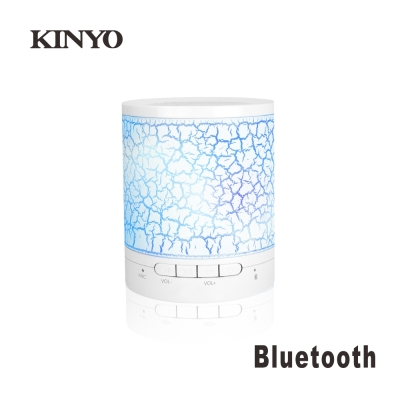 KINYO炫光藍牙讀卡喇叭BTS689