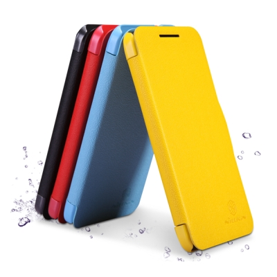 NILLKIN HTC Desire 300 301e 新皮士鮮果系列超薄皮套
