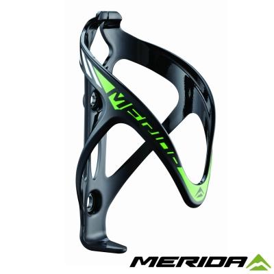 《MERIDA》美利達水壼托架2124002567 黑/綠