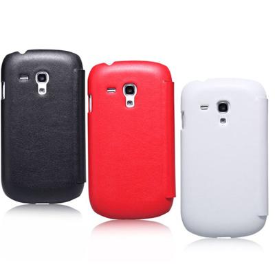 NILLKIN Samsung S3 Mini I8190 新皮士型格超薄皮套
