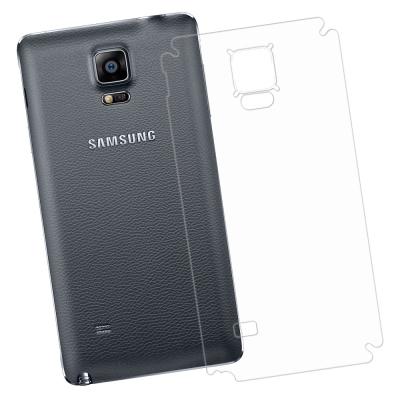 Samsung GALAXY Note 4 抗污防指紋超顯影機身背膜(2入)_贈邊條