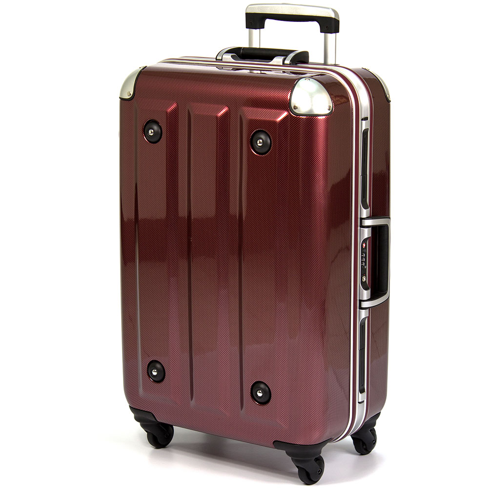 aaronation 愛倫國度-26吋第二代旗艦版 PC鋁框行李箱-三色可選