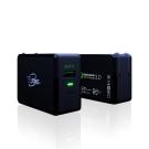 TCSTAR QC3.0+Type C雙孔USB快速充電旅充 TCP231BK