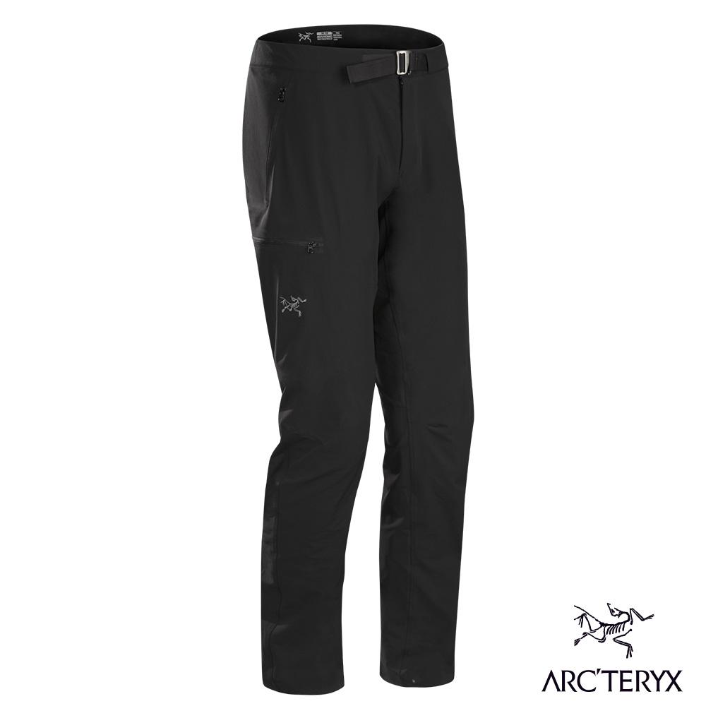 Arcteryx 始祖鳥 男 Gamma LT 防風長褲 黑